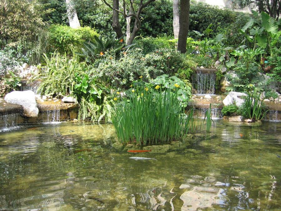 Monako fontan 2