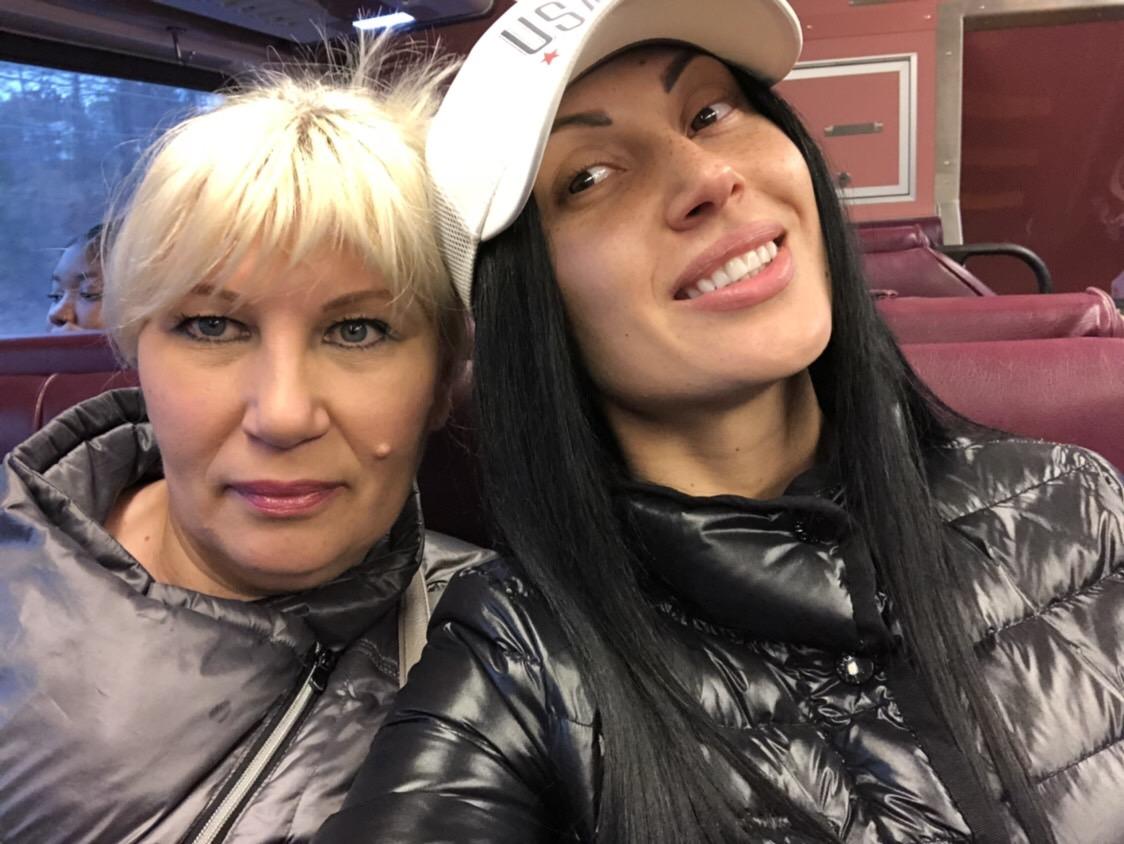 Я и дочь