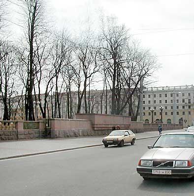 Главная улица города Минска. Проспект Сталина - проспект Ленина - проспект Франциска Скорины.